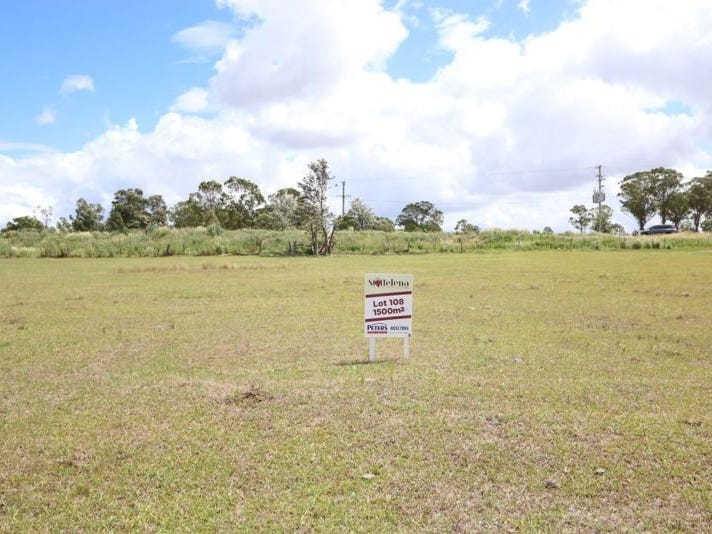 Lot 108 St Helena, Lochinvar, NSW 2321