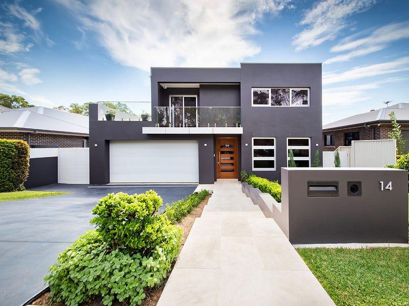 14 Bachli Place, Menai, NSW 2234