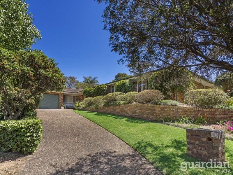 4 Illyarie Place, Castle Hill, NSW 2154