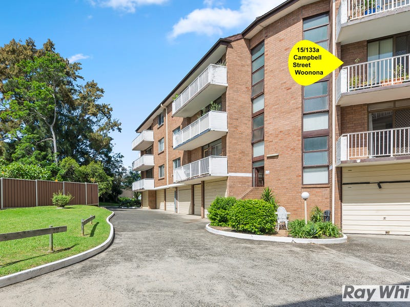 15/133A Campbell Street, Woonona, NSW 2517