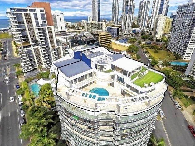 49/19 Riverview Parade, Surfers Paradise, Qld 4217