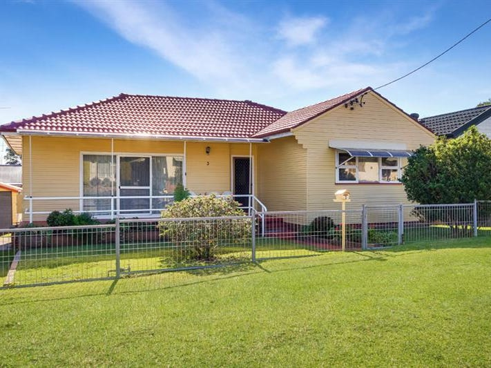 3 Florence  St, Cardiff South, NSW 2285