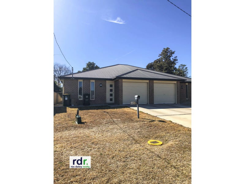 118A & 118B Mansfield St, Inverell, NSW 2360