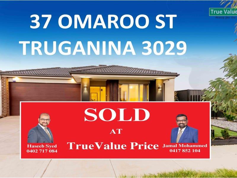 37 OMAROO STREET, Truganina, Vic 3029