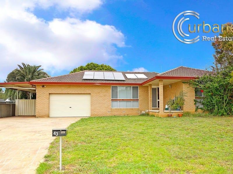 43 John Oxley Avenue, Werrington County, NSW 2747