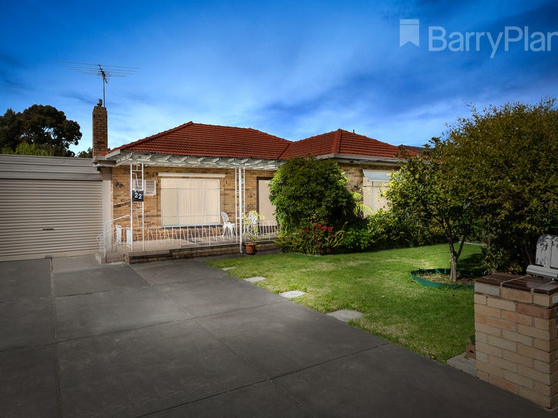 22 Barbara Street, Hadfield, Vic 3046