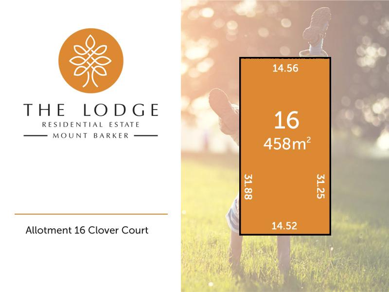 Lot 16 Clover Court, Mount Barker