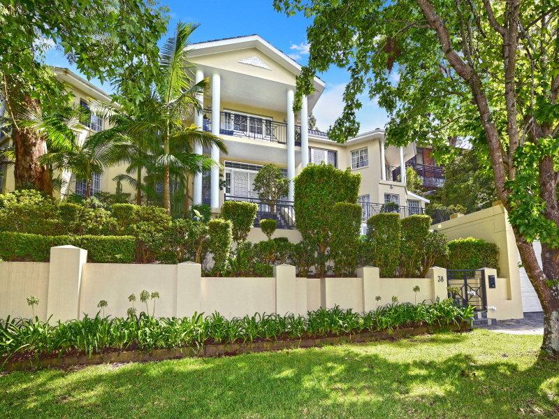 38 Wentworth Ave, Killara, NSW 2071