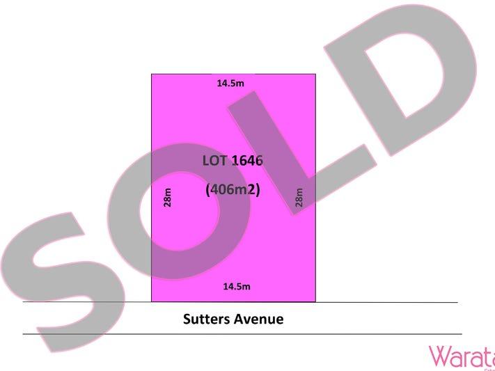 Lot 1646, 8 Suters Avenue, Marsden Park, NSW 2765