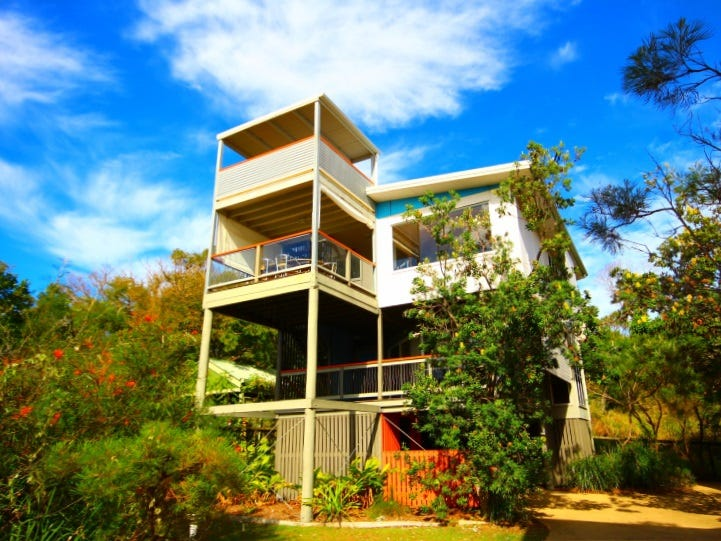 1/5 Pratt Court, Point Lookout, Qld 4183