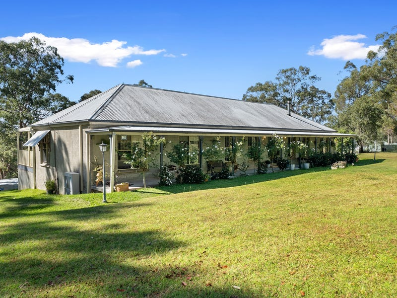 288 Roberts Creek Road, Blaxlands Ridge, NSW 2758