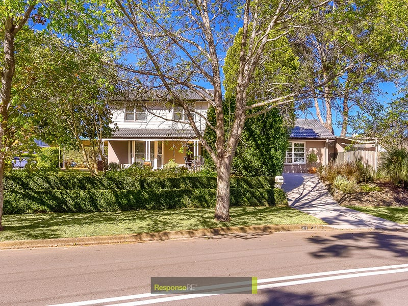 41 Brucedale Drive, Baulkham Hills, NSW 2153