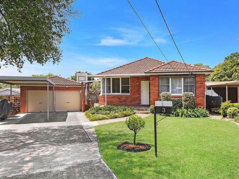 3 Meta Street, Ryde, NSW 2112