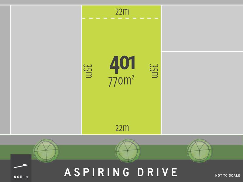 Lot 401, Aspiring Drive, Huntly, Vic 3551