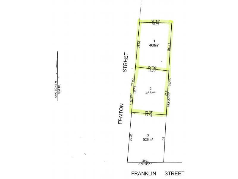 . Lot 1 & 2, 4 Franklin Street, Sailors Gully, Vic 3556