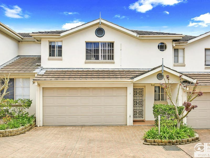 7/3-7 Parsonage Road, Castle Hill, NSW 2154