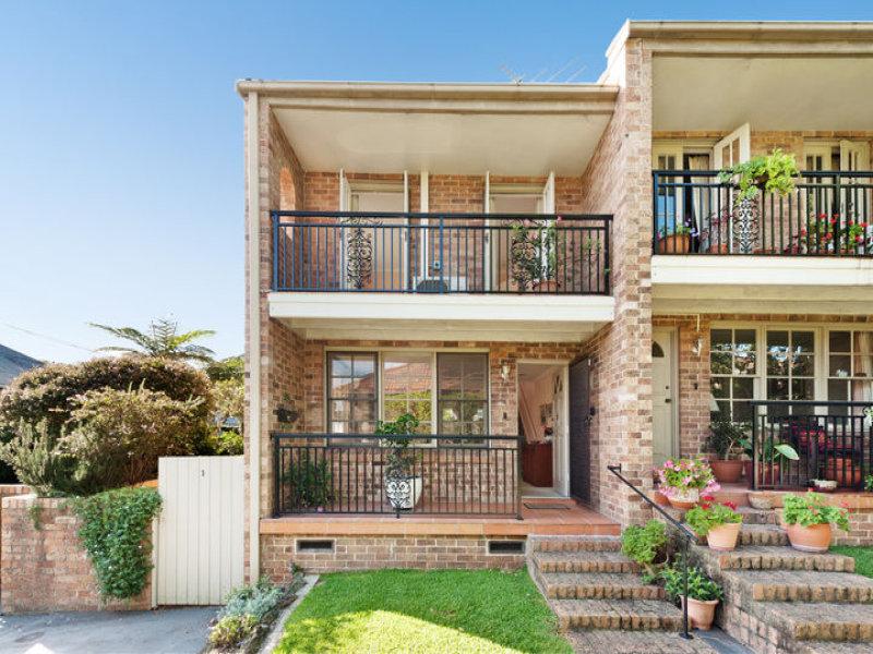 1/16 Rose Street, Birchgrove, NSW 2041