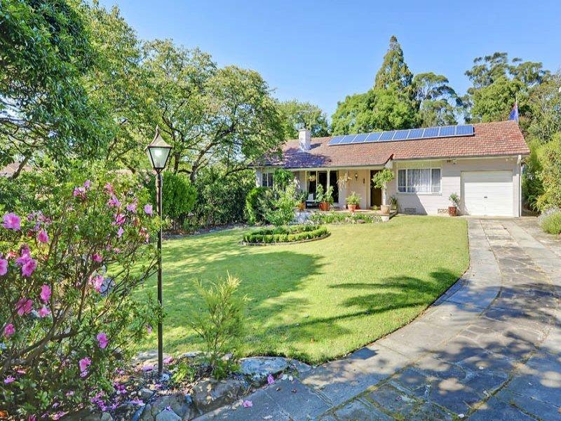 101 Carrington Road, Wahroonga, NSW 2076