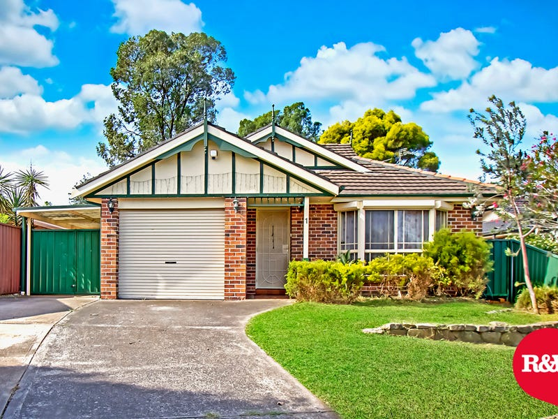 1 Ophelia Place, Oakhurst, NSW 2761