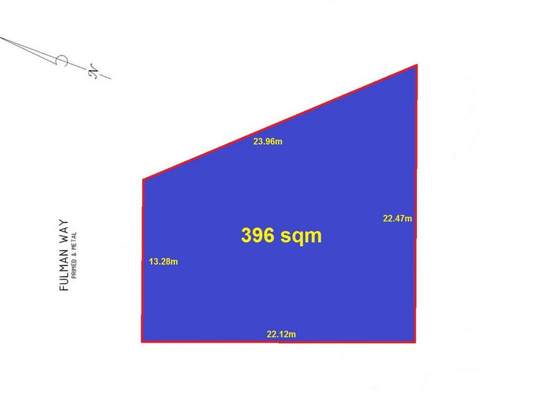Proposed Lot 2/26 Fulman Way, Lynwood