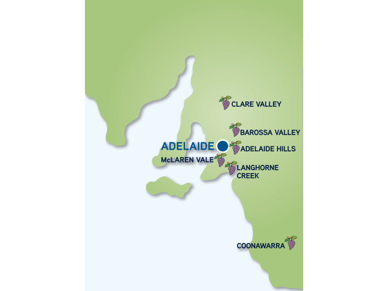 Tullymore Vineyard, Section 219 Moccundunda Road North, Clare, SA 5453