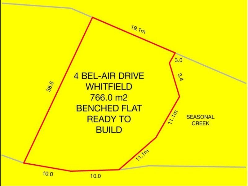 4 Bel-Air Drive, Whitfield, Qld 4870