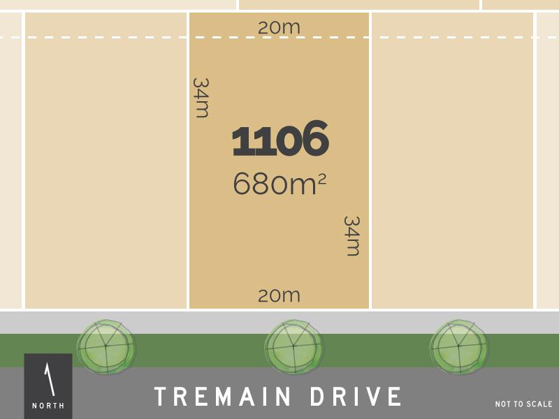 Lot 1106, Tremain Drive, Lucas, Vic 3350