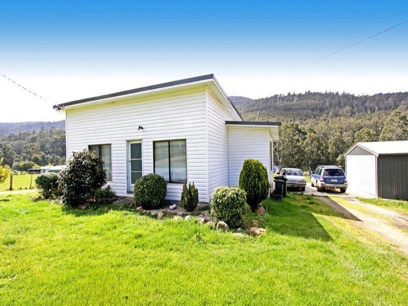 424 Crabtree Road, Crabtree, Tas 7109