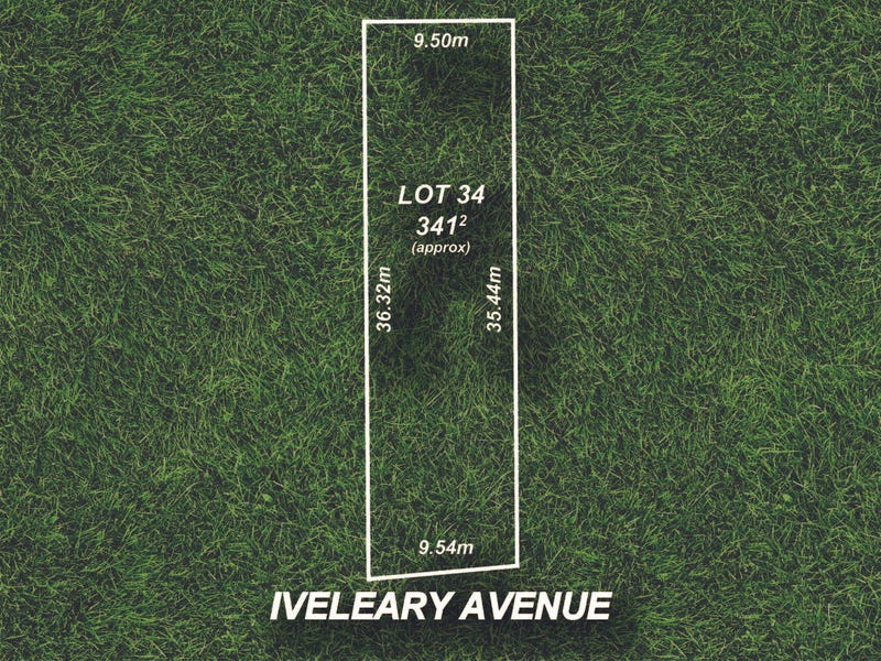 Lot 34, 9-11 Iveleary Avenue, Salisbury East, SA 5109