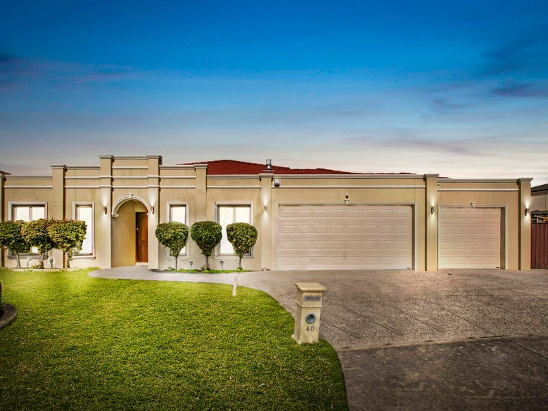 40 The Springs Close, Narre Warren South, Vic 3805