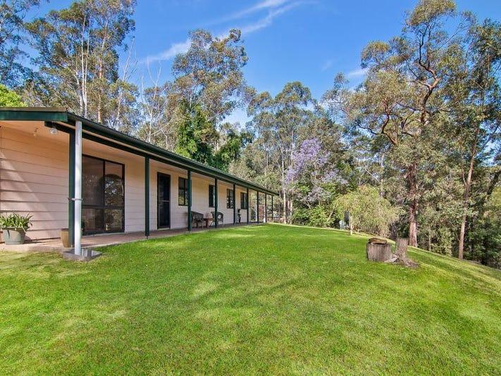 482 Wheelbarrow Ridge Road, Colo Heights, NSW 2756
