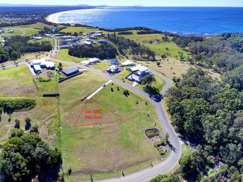 Lot, 1001 Scarborough Circuit, Red Head, NSW 2430