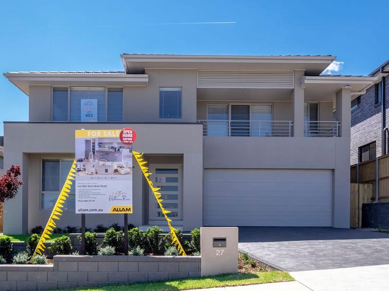 Lot 602 Warrabah Road, Kellyville, NSW 2155