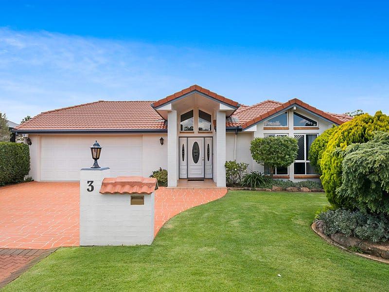 3 Lincoln Close, Middle Ridge, Qld 4350