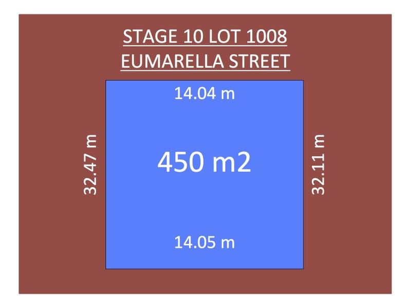 Lot 1008 Eumarella St, Wollert, Vic 3750