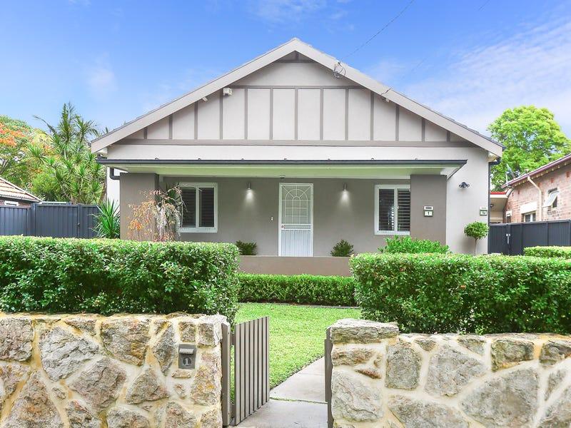 1 Kinsel Grove, Bexley, NSW 2207