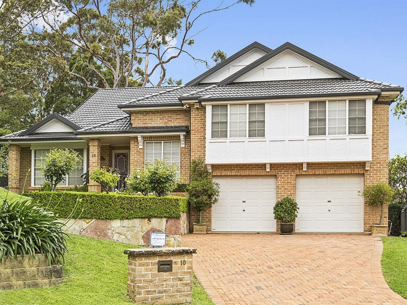 10 Tahlee Close, Castle Hill, NSW 2154