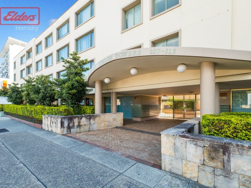 146/107 Pacific Highway, Hornsby, NSW 2077