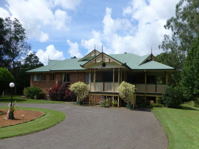 58 London Creek Rd, Peachester, Qld 4519