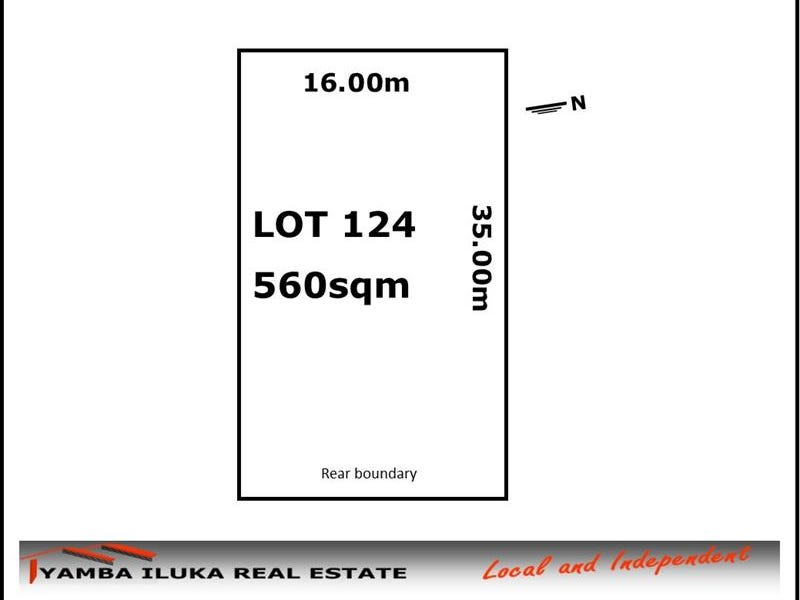 Lot 124-22 Carrs Drive, Yamba, NSW 2464