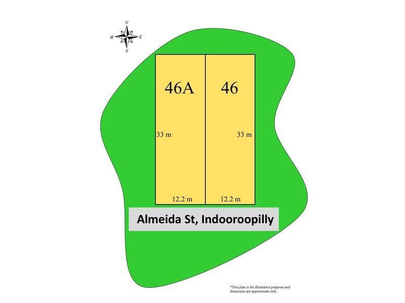 46 Almeida Street, Indooroopilly, Qld 4068