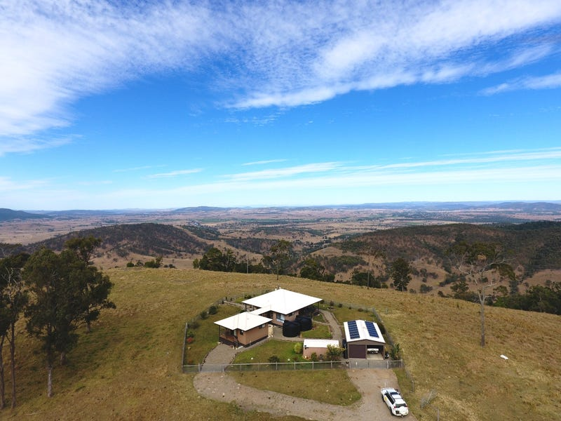 390 Pohlmans Range Road, Scrub Creek, Qld 4313