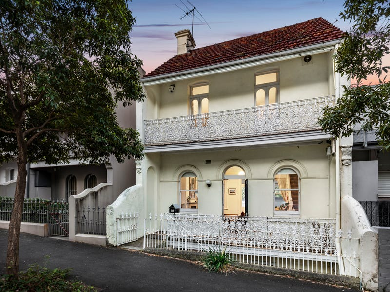 16 Sutherland Street, Paddington, NSW 2021