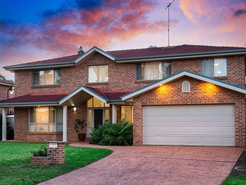 31 Crestview Avenue, Kellyville, NSW 2155