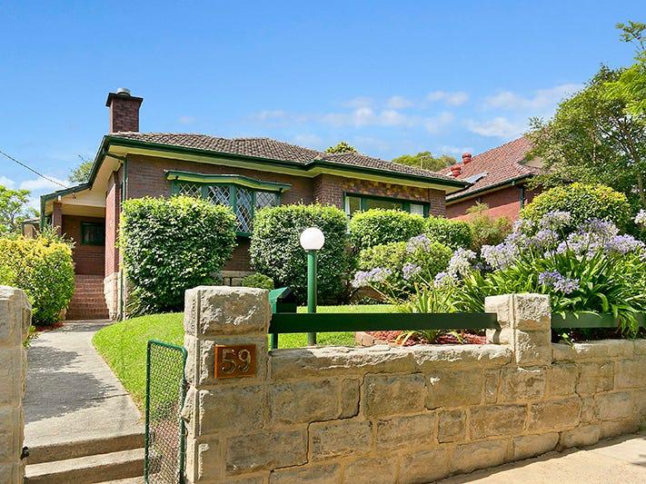 59 Stafford Road, Artarmon, NSW 2064