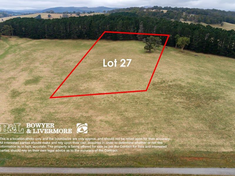 Proposed Lot 27 Part 175 Titania Road, Oberon, NSW 2787