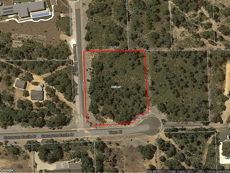 Lot 305 Carnarvon Castle Drive, Eagle Bay, WA 6281