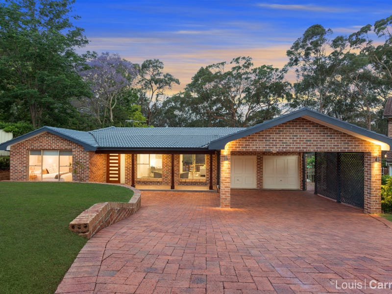 18 Galahad Crescent, Castle Hill, NSW 2154