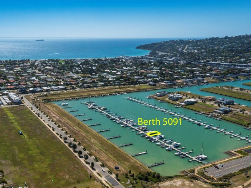 Berth 5091 Hidden Harbour, Safety Beach, Vic 3936