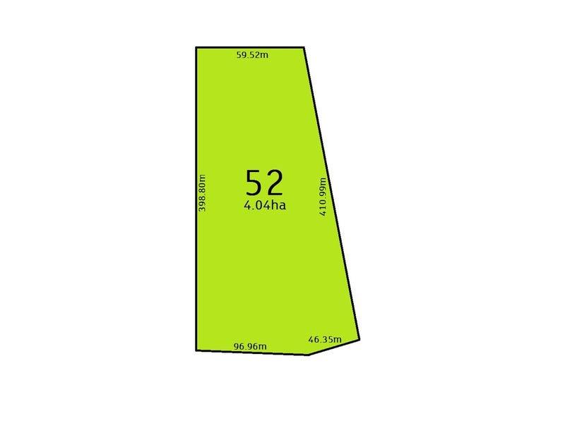 Lot 52, 1054 Gawler One Tree Hill Road, One Tree Hill, SA 5114